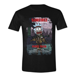 Camiseta Rick and Morty 322921