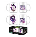Caneca Rick and Morty 323384