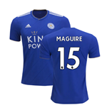 Camiseta 2018/2019 Leicester City F.C. 2018-2019 Home