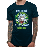 Camiseta Rick and Morty 326060