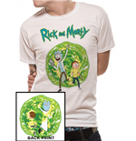 Camiseta Rick and Morty 326061