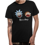 Camiseta Rick and Morty 326065