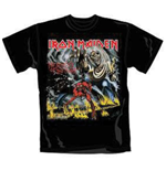 Camiseta Iron Maiden 326896