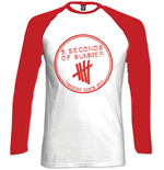 Camiseta 5 seconds of summer 326934
