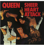 Vinil Queen - Sheer Heart Attack (180Gr Usa Pressing)