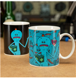 Caneca Rick and Morty 327243