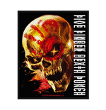 Logo Five Finger Death Punch - Design: And Justice fo None