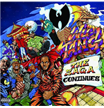 Vinil Wu-Tang Clan - The Saga Continues (2 Lp)