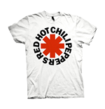 Camiseta Red Hot Chili Peppers 327849