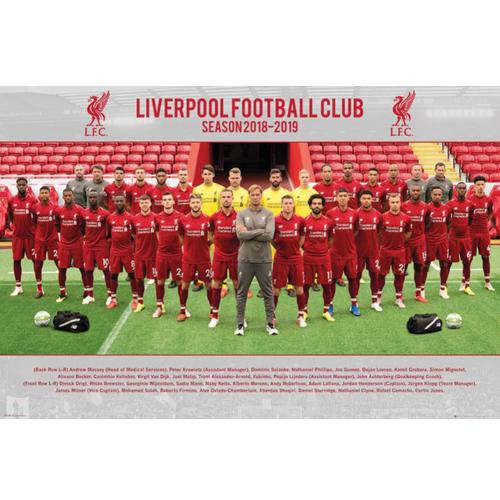 Poster Liverpool FC