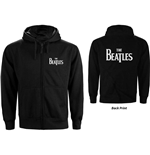 Suéter Esportivo Beatles unissex - Design: Drop T Logo