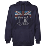Camisola Queen unissex - Design: Union Jack