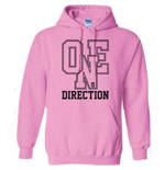 Suéter Esportivo One Direction 330104