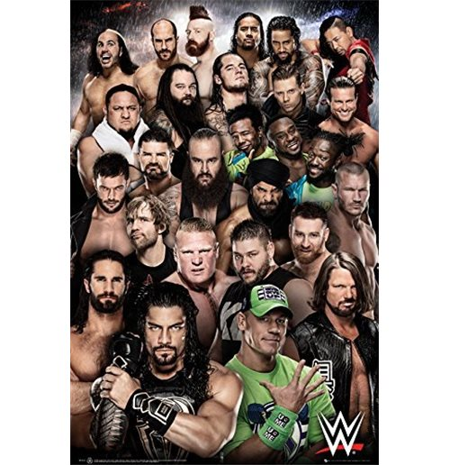 Poster WWE 330198