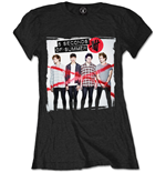 Camiseta 5 seconds of summer 330427