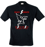 Camiseta Black Sabbath 332129