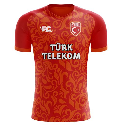 Camiseta Galatasaray 2018-2019 Home