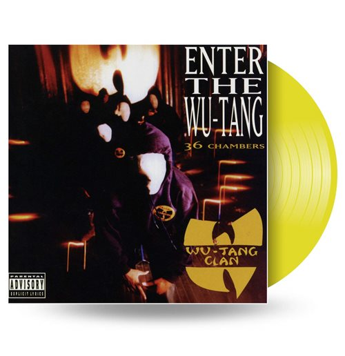 Vinil Wu-Tang Clan - Enter The Wu-Tang Clan (36 Chambers)