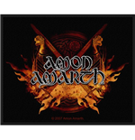 Logo Amon Amarth - Design: Viking Horde