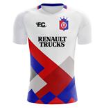 16c4d07b482a4 Camiseta Olympique Lyonnais 2018-2019 Home