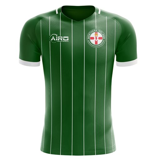 Camiseta Irlanda do Norte futebol 2018-2019 Home