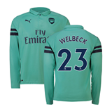 Camiseta manga longa Arsenal 2018-2019 Third