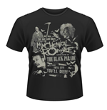 Camiseta My Chemical Romance 335582