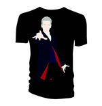 Camiseta Doctor Who de mulher - Design: 12th Doctor Galaxy Coat Lining