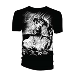 Camiseta 2000AD de homem - Design: Judge Death by Frazer Irving