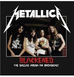 Vinil Metallica - Blackened: The Dallas Arena Broadcast