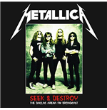 Vinil Metallica - Seek & Destroy: The Dallas Arena Broadcast