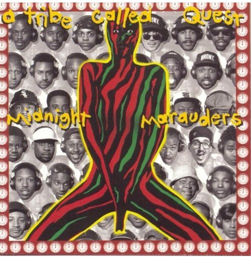 Vinil A Tribe Called Quest - Midnight Marauders