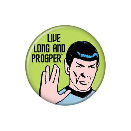 Broche Star Trek