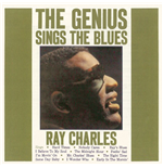Vinil Ray Charles - The Genius Sings The Blues (Mono)