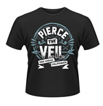 Camiseta Pierce the Veil 340211
