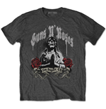 Camiseta Guns N' Roses de homem - Design: Death Men