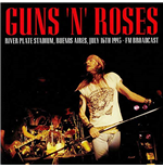 Vinil Guns 'N Roses - River Plate Stadium, Buenos Aires, July