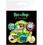 Broche Rick and Morty 342476