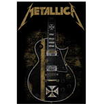 Poster Metallica - Design: Hetfield Guitar
