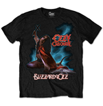 Camiseta Ozzy Osbourne unissex - Design: Blizzard of Ozz