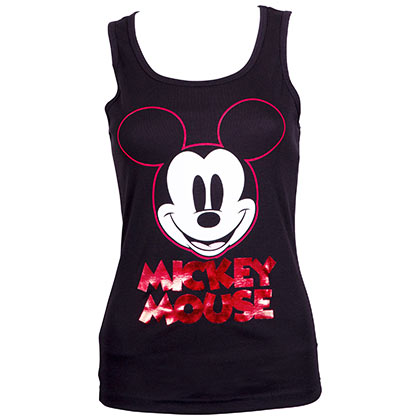 Top Mickey Mouse de mulher