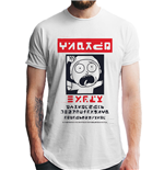 Camiseta Rick and Morty 348509