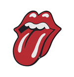 Logo The Rolling Stones - Design: Tongue Cut-Out