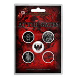 Broche At The Gates - Design: Drink From Night Itself