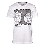 Camiseta Rick and Morty 348904