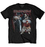Camiseta Eminem unissex - Design: Shady Homage