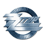 Broche ZZ Top - Design: Circle