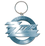 Chaveiro ZZ Top - Design: Circle Logo