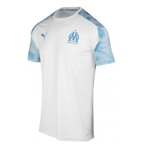 Camiseta Olympique Marseille 2019-2020 (Branco)