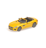 MERCEDES AMG GTS CABRIOLET YELLOW METALLIC 2015
